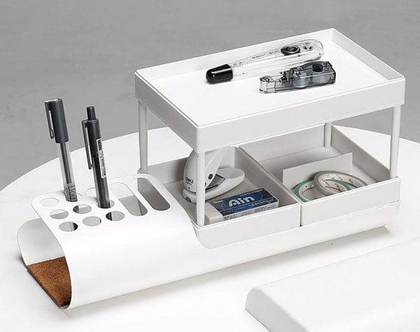Modular Minimalist Desk Organizer