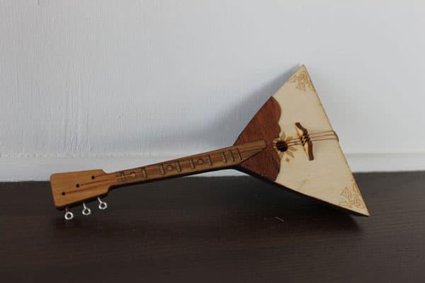 Balalaika - Unusual Musical Instruments