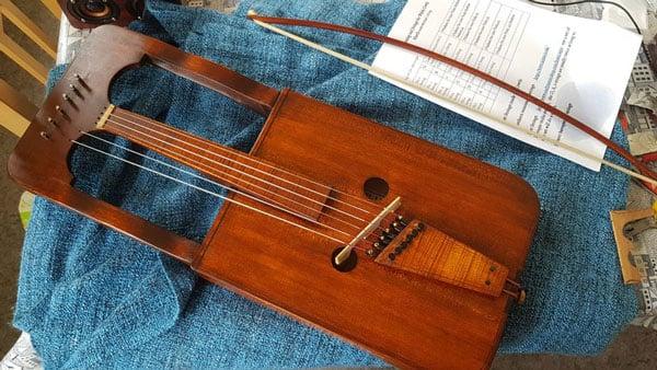 Crwth - Unusual Musical Instruments