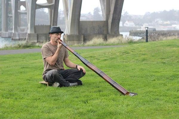 Didgeridoo - Unusual Musical Instruments