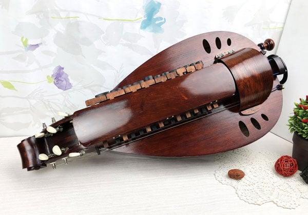 Hurdy Gurdy - Unusual Musical Instruments