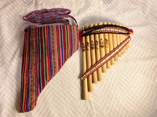 Pan Flute - Unusual Musical Instruments