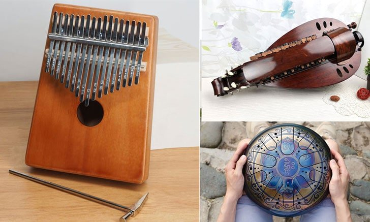Unusual Musical Instruments