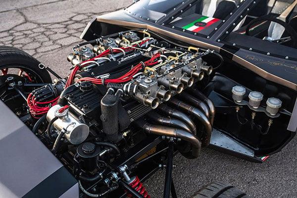 1968 Lamborghini Espada Rat Rod