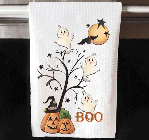 Halloween Towel