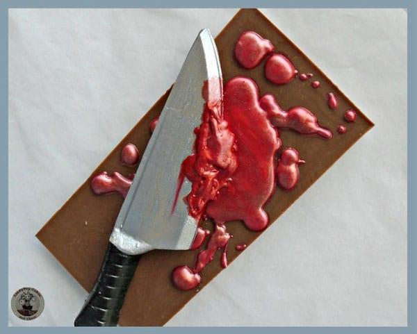 Horror Fan Chocolate Gift