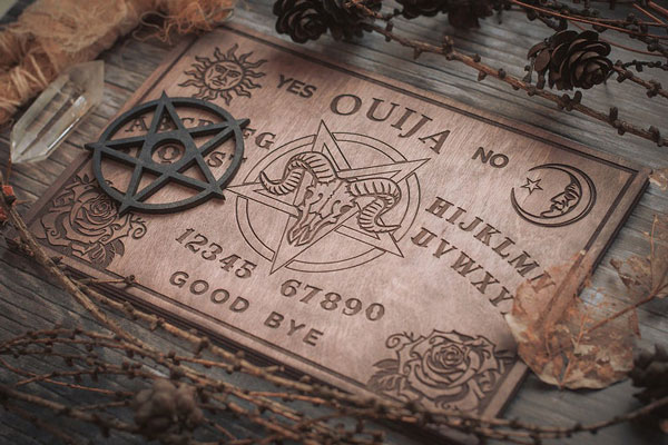 Ouija Board Halloween Gift
