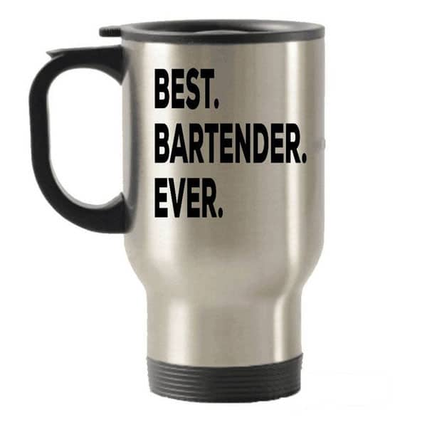 Bartender Travel Mug