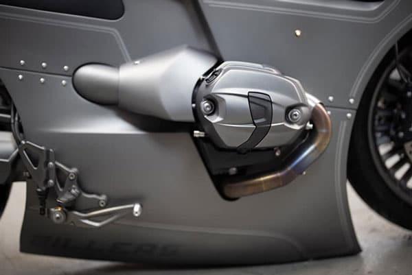 Bespoke Sci-Fi-Styled BMW R NineT Moto