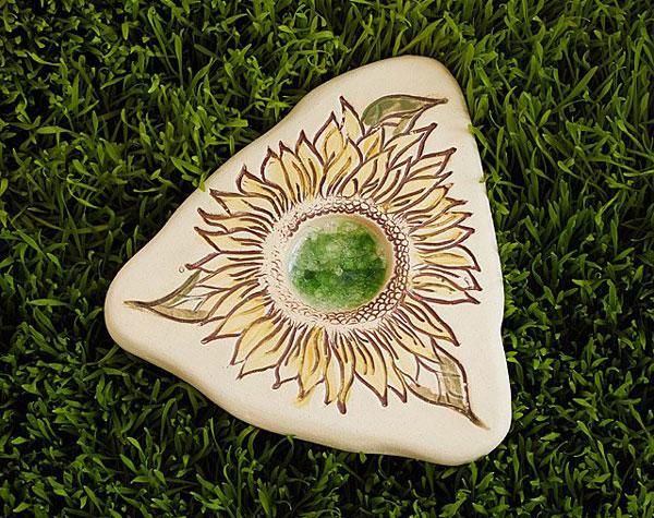 Sunflower Butterfly Puddler