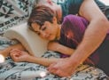 The Spooning Cuddle Pillow