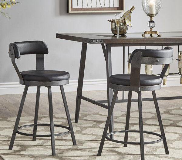 Trent Austin Design Berrin Swivel Counter Stools