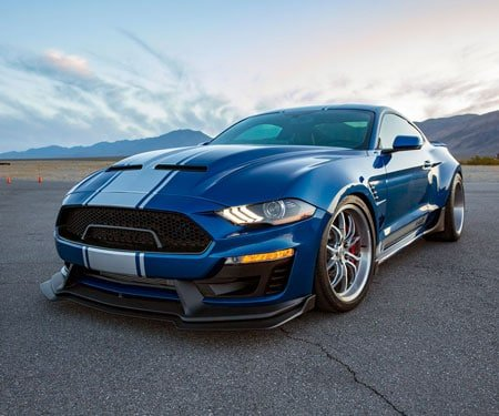 825-HP Shelby Super Snake Bold Edition