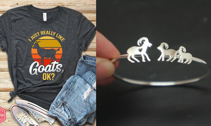 gifts for goat lovers