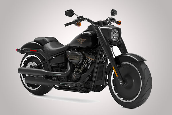 Harley's 30th Anniversary Limited Edition Fatboy