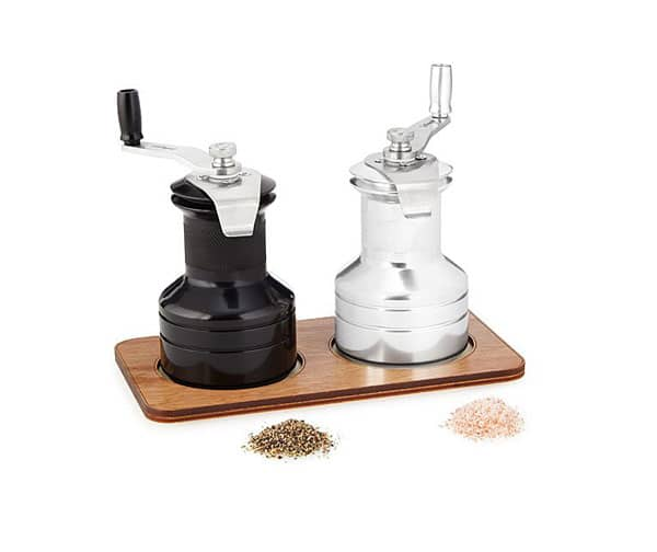 Ocean Winch Salt and Pepper Mills