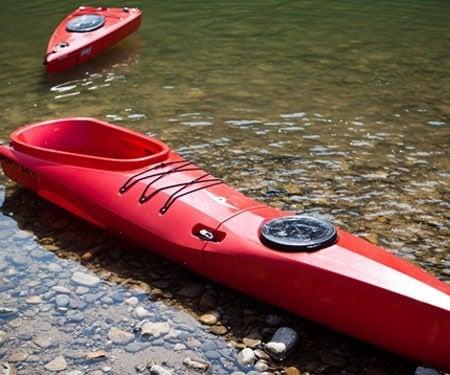 Modular Kayaks