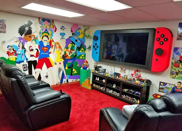 Nintendo Switch TV Wall Mounts