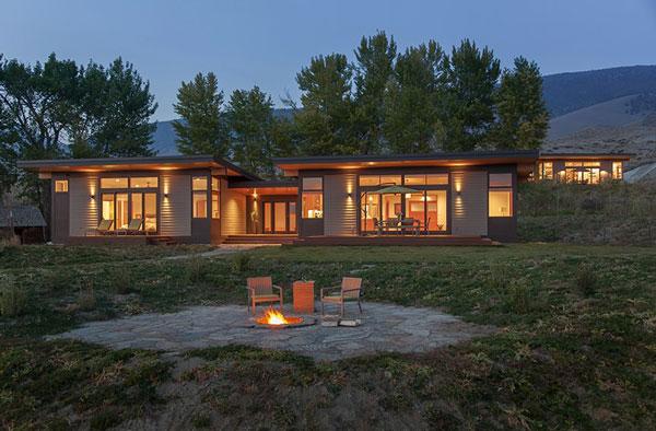 Precision-Engineered Prefab Homes