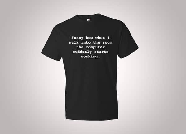 Computer, IT Shirt, Programmer Shirt