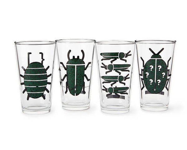 Solve the Bug in the Code Glassware