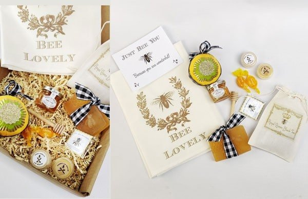 Bee Gift Box for Her