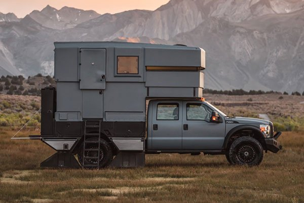 Ford F-550 Camper