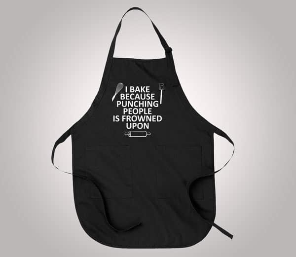 Funny Baking Aprons