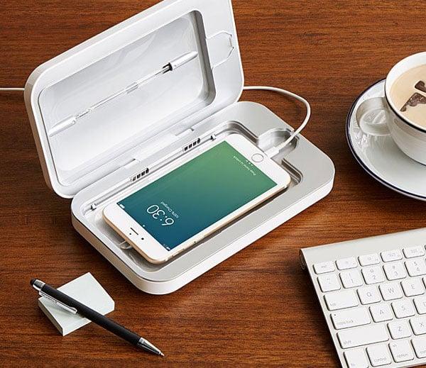 PhoneSoap Smartphone Sanitizer - Acupuncturist gift