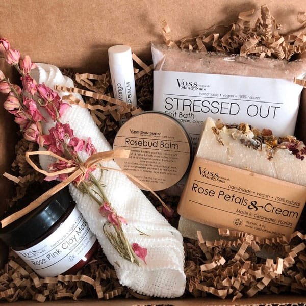 A Chill Out & Relax Paramedic Gift Basket
