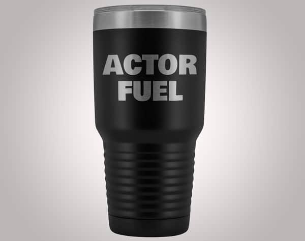 Actor Fuel Travel Mug