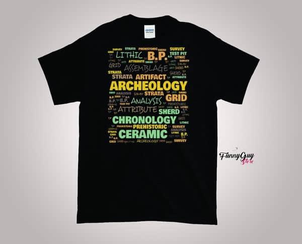 Archeologist T-Shirt