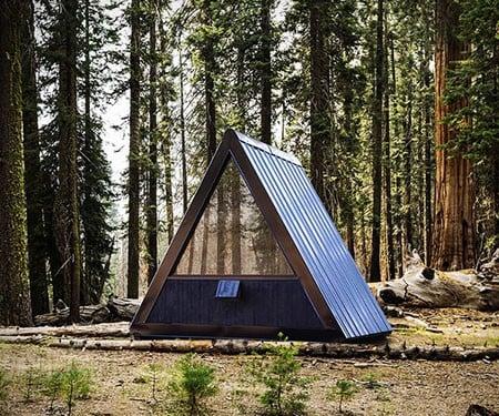 Bivvi Portable A-Frame Cabin