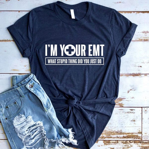 EMT Paramedic Shirt - Gifts For Paramedics