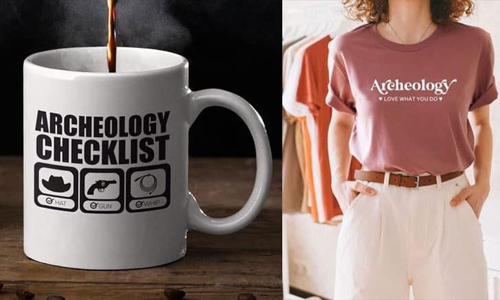 Gifts For Archaeologists