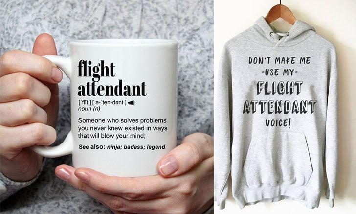 Gifts For Flight Attendants