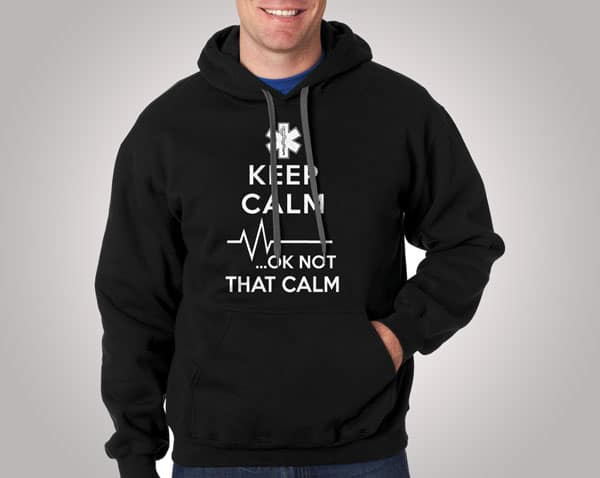 Paramedic Funny EMT Unisex Sweatshirt Hoodie