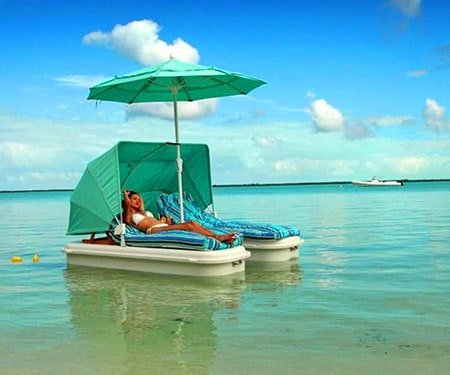 Floating Cabana Chairs