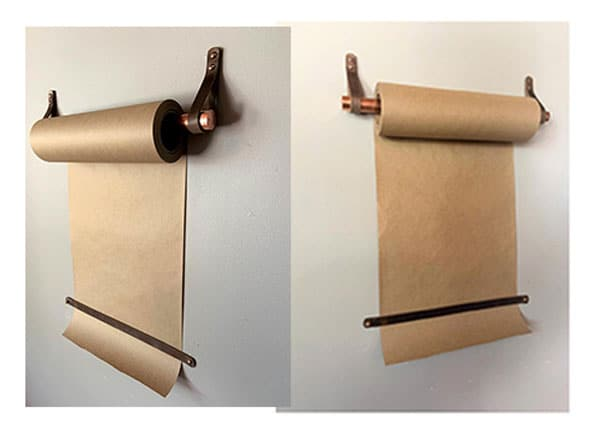 Hanging Note Paper Roll