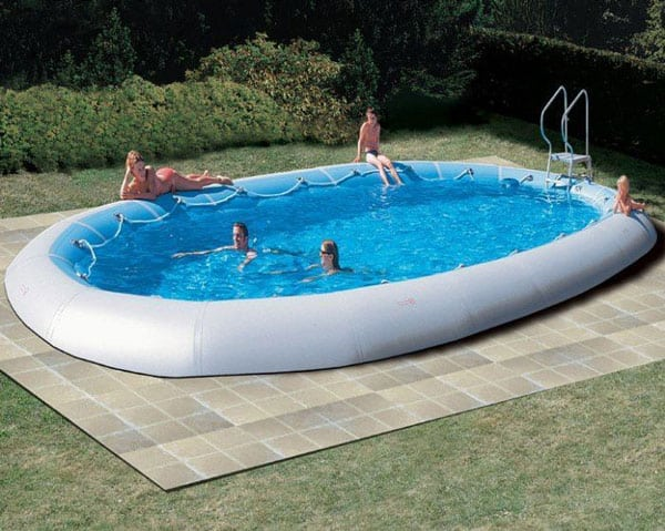Giant Inflatable Pools