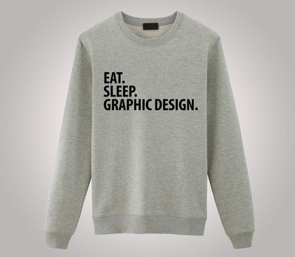 Graphic Design Sweater