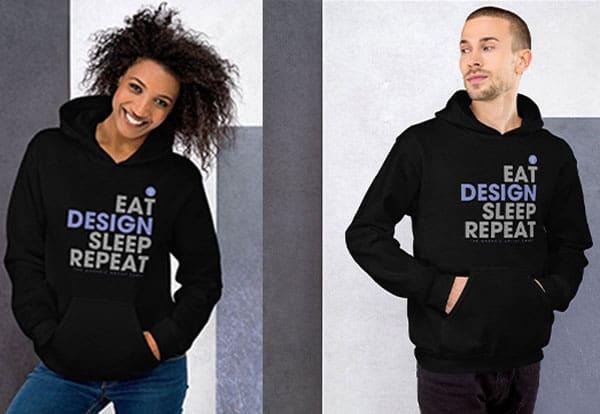 Graphic Designer Sweatshirt