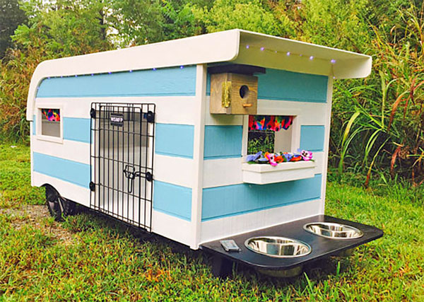Camping Trailer Dog Beds
