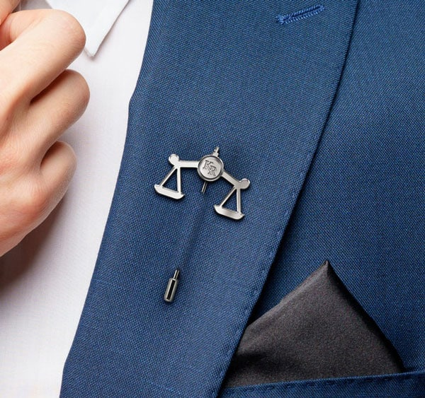 Custom Name Lapel Pins