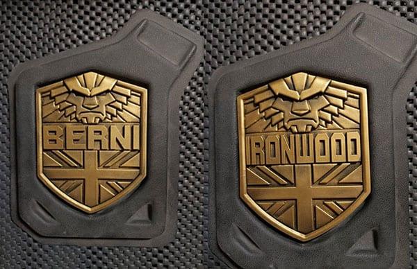 Judges Brit Cit Badge - Gifts For Judges