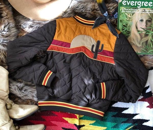 70s Style Bomber Jackets