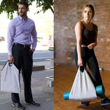 10-in-1 Origami Bag