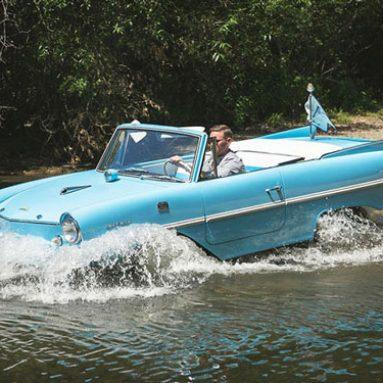 1966 Amphicar 770