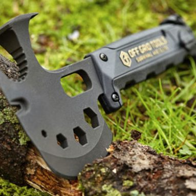 20-in-1 Survival Axe Multi-Tool