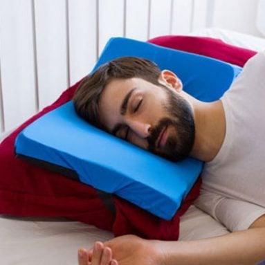 3-in-1 Memory Foam Travel Pillow